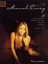 The Best of Mariah Carey (Easy Guitar with Notes & Tab)