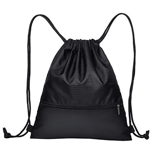 i-uend 💎💎 Wasserdichte faltbare Sporttasche,Mode Unisex wasserdichte Umhängetaschen faltbare Rucksack mit großer Kapazität Paket