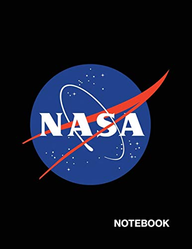 NASA Notebook: Officially Licensed Meatball Logo Space Astronaut Astronomy College Ruled Notebook Journal Logbook