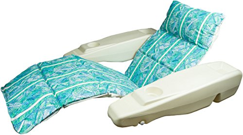 Poolmaster Abstract Adjustable Floating Chaise Lounge