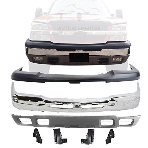 05 chevy silverado bumper - 6