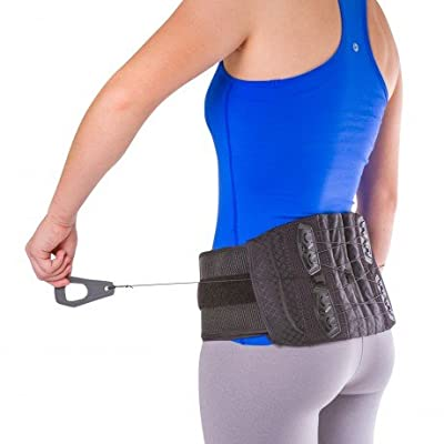 """BraceAbility Lower Back & Spine Pain Brace 