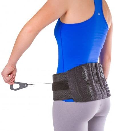 BraceAbility Lower Back Spine Pain Challenge the lowest price of Max 52% OFF Japan ☆ Adjustable Brace Corset S