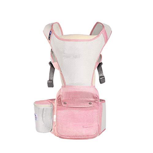 Porte-bébé Confort Scientifique Siège bébé Taille Ajustable Maille Respirante pour l'été ( Color : B )
