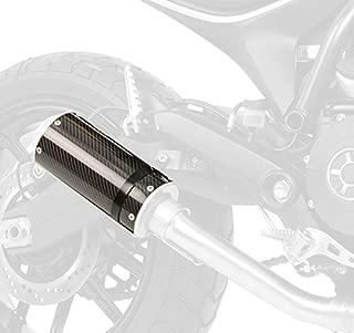 Hotbodies Racing 31501-2404 DUC. Scrambler (15-16) MGP Exhausts - Slip-on Carbon Fiber w/SS End Cap
