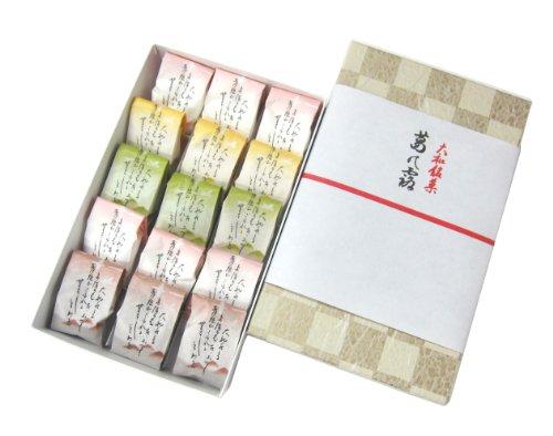 和紙 葛湯 4種 15個 白 しょうが 抹茶 あずき 奈良 吉野 老舗 吉野葛 ギフト ラッピング 対応可