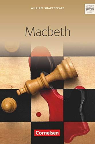 Cornelsen Senior English Library - Literatur - Ab 11. Schuljahr: Macbeth - Textband mit Annotationen