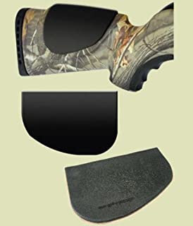God'a Grip Right Hand 1/8 inch thick Super Soft Cheek Pads- Black