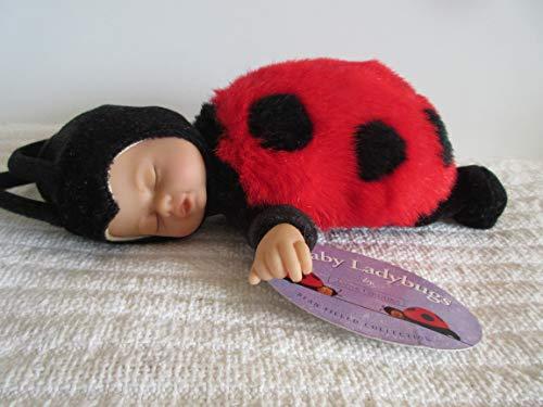 Anne Geddes Baby Ladybug