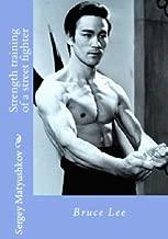Methods of strength training Bruce Lee