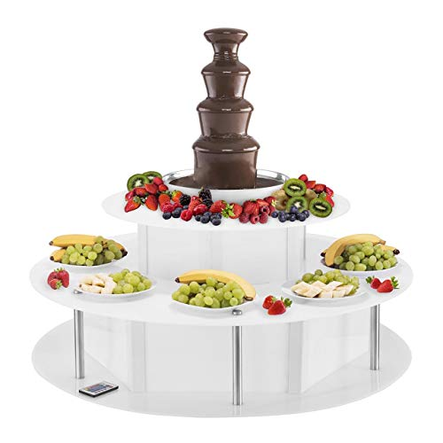 Royal Catering RCCF-SET1 Fuente de Chocolate...