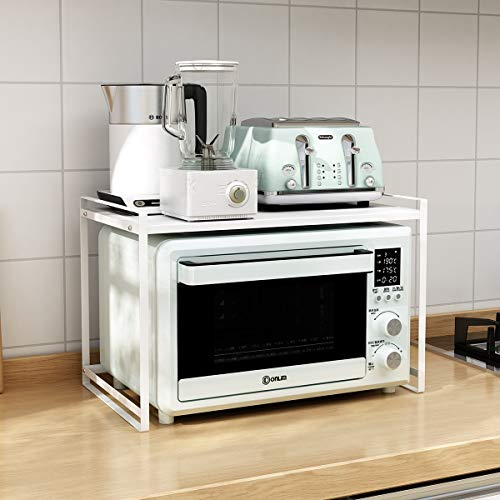 microondas y tostadora de la marca ideaglass
