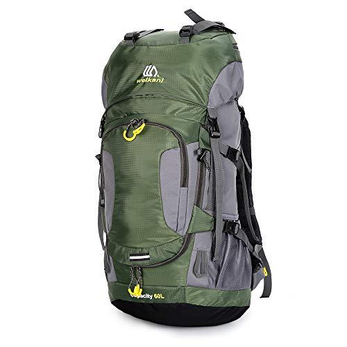 Lixada Mochila de Senderismo 50L 60L 70L Gran Capacidad de Marcha Trekking Camping Deporte