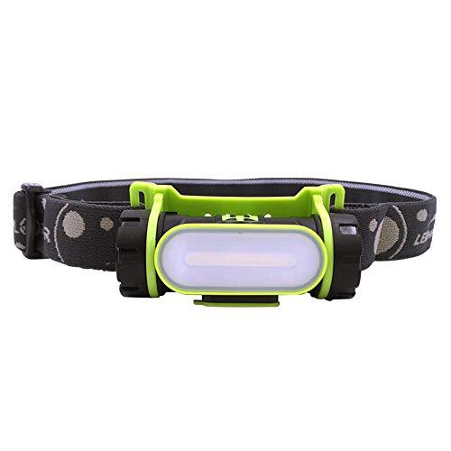 N/H LED recargable faro linterna con 3 modos de luz, unión ultrasónica,...