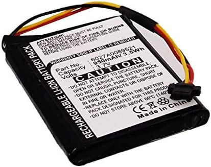 Synergy Digital GPS Battery 6027A0089521 Tomtom with Works SALENEW very Now free shipping popular