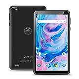 Tablet de 7 pulgadas Android 10.0 Go, 2 GB RAM, 32 ROM, procesador Quad-Core, pantalla HD IPS, 2.4 G WI-FI, Bluetooth, altavoz doble, PC con batería 3000 mAh, certificación Google GMS
