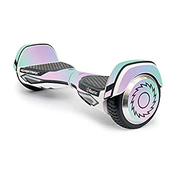 MightySkins Skin Compatible with Razor Hovertrax 2.0 Hover Board - Cotton Candy | Protective Durable and Unique Vinyl Decal wrap Cover | Easy to Apply Remove and Change Styles | Made in The USA