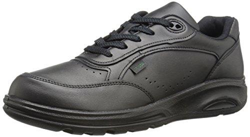 New Balance Men's Made 706 V2 Walking Shoe, Black/Black, 8.5 XW US