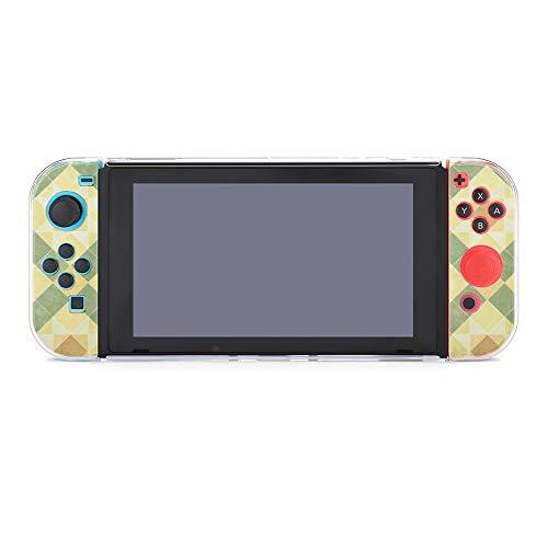 Schutzhülle für Nintendo Switch, Vintage- und Retro-Design, Vinyl-Böden, langlebige Schutzhülle für Nintendo Switch und Joy Con
