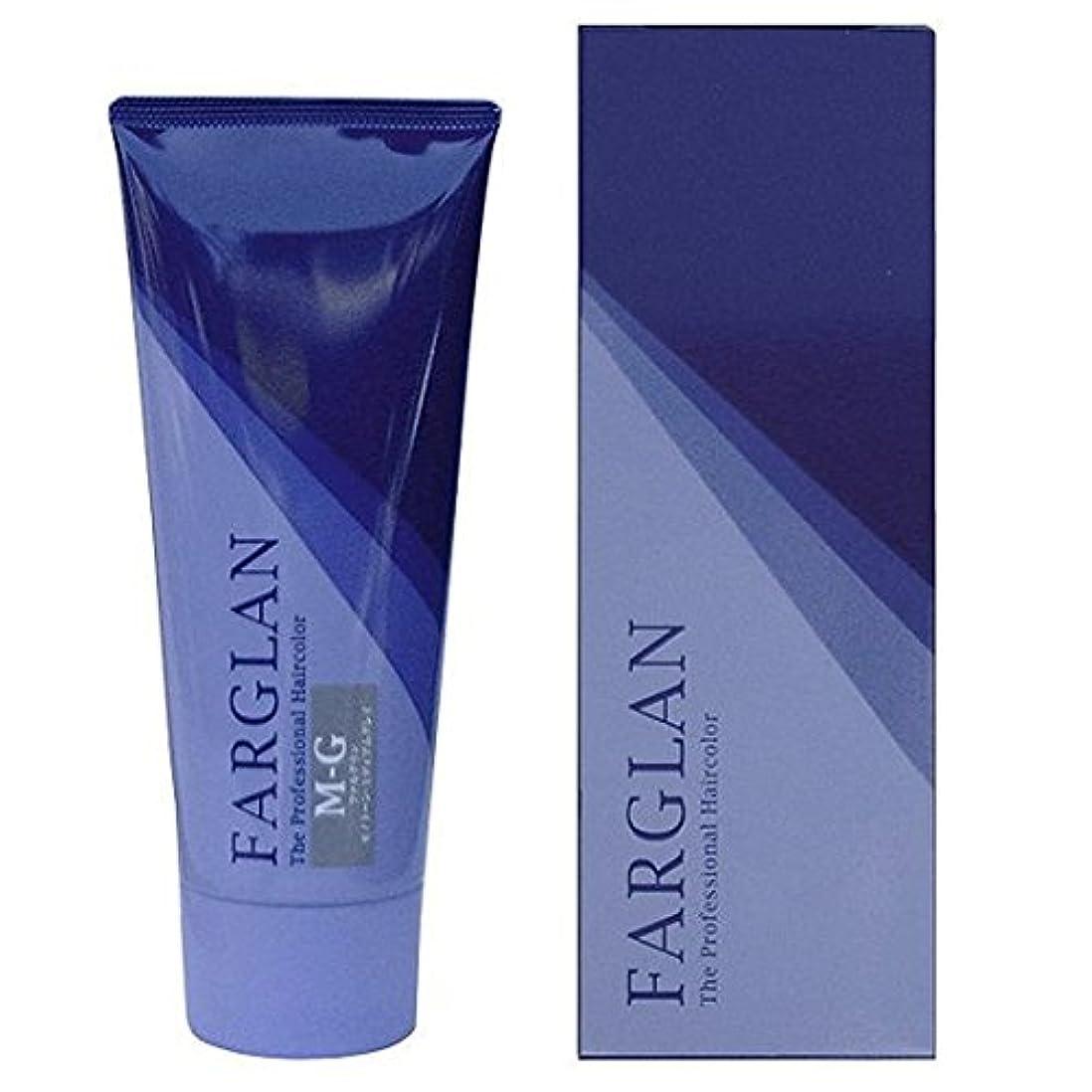 増加するウイルス会話FARGLAN(ファルグラン) ヘアカラー D-NB 160g