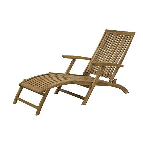 Siena Garden Deckchair Paleros, 147x60x90cm, Akazienholz, geölt in natur, FSC 100{4a07ea07f6708cfe8d7d1799765a2c62c3185e7d62c7c3a199fcf3c64feff549}
