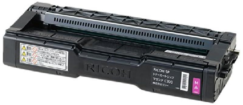 アトミックれんが国籍リコー RICOH SP トナーカートリッジ マゼンタ C200 600570