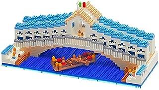 TICO Mini Bricks - Landmark Series - Rialto Bridge - T1525