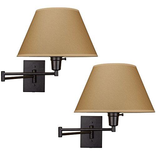 Cambridge 13-inch Swing Arm Wall Lamp