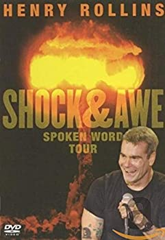 Henry Rollins - Shock And Awe - IMPORT