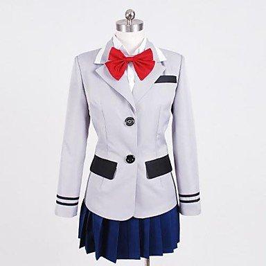 SUNKEE Tokyo Ghoul Kirishima Touka Cosplay Uniform Kostüme, Größe XXL ( Alle Größe Sind Wie Beschreibung Gesagt, überprüfen Sie Bitte Die Größentabelle Vor Der Bestellung )