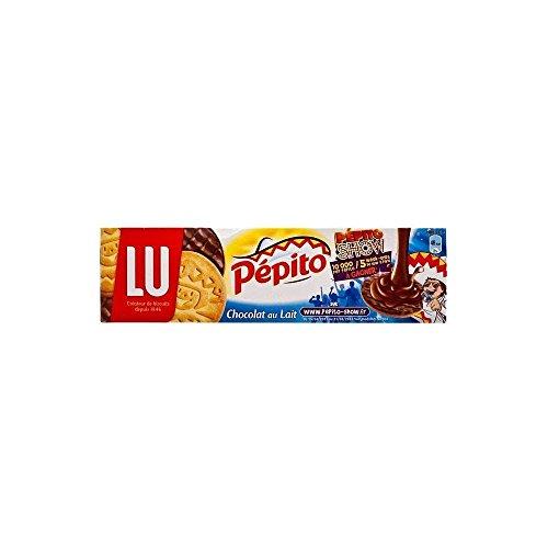Biscuits Lu Pepito lait au chocolat (200g) - Paquet de 6