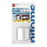 ニトムズ防水アルミテープ(雨樋の修理)