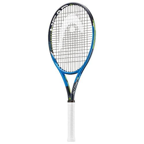 HEAD Tennisschläger Graphene Touch Instinct Apaptive - unbesaitet blau/schwarz (959) L1