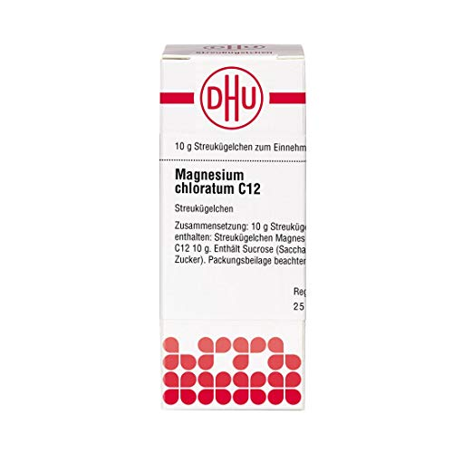 DHU Magnesium chloratum C12 Streukügelchen, 10 g Globuli
