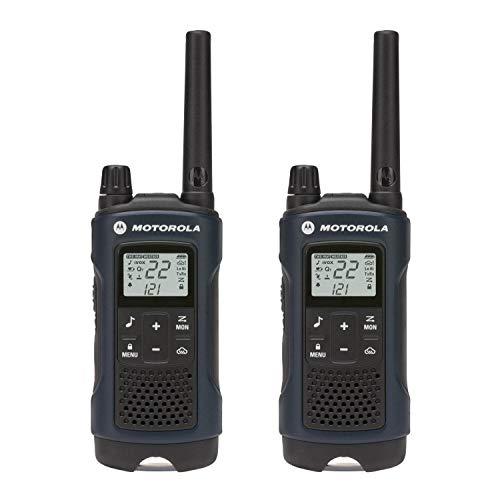 Best blue motorola walkie talkie