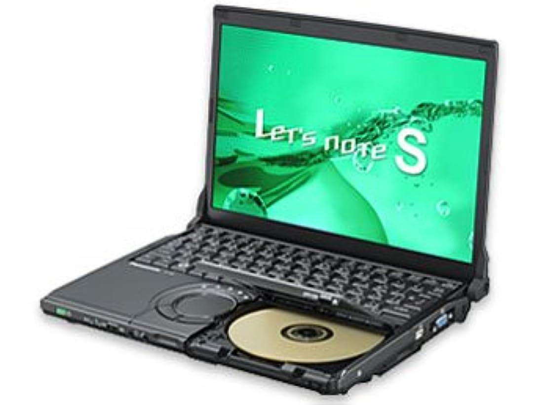 オリエント独立して目的Panasonic Let's note S8 CF-S8HYEBDR (Win7Pro/C2D-2.53GHz/メモリ-4GB/HDD-250GB/DVD-Sマルチ/12.1インチ/wi-fi/WiMAX/リカバリDtoD)