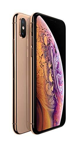 Apple iPhone XS, 256GB, Gold – Fully Unlocked (Renewed)