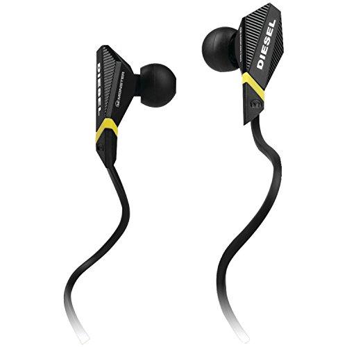 Monster Diesel VEKTR InEar Designer-Kopfhörer mit ControlTalk Apple schwarz