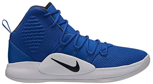 Nike Men's Fitness Shoes , Multicolour Game Royal Black White , 11 US