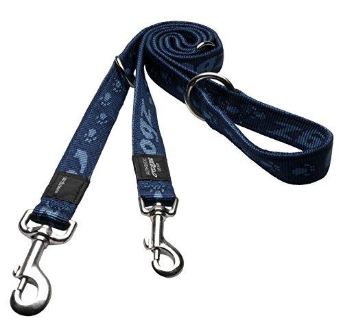 Rogz HLM23-B Alpinist Leine/Matterhorn, M, blau