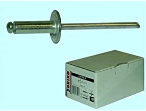 1000Pz Rivetti Alluminio Maurer in Scatola 2,9x10 mm Cf
