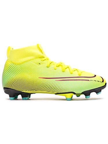 Nike JR Superfly 7 Academy MDS FGMG Scarpini Calcio Bambino BQ5409703 Giallo Fluo 38 EU
