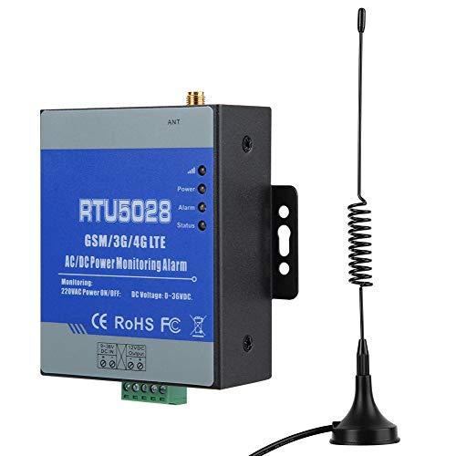 RTU5028 Stromausfall Alarm, Überwachung des GSM-Stromspannungsstatus, Funkverbindung, Fernsteuerung, Stromausfall-/Wiederherstellungsalarm 100-240 V(EU)