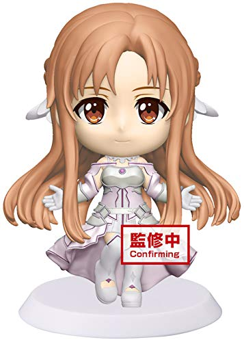 Banpresto Sword Art Online Alicization War of Underworld Chibi Kyun Figure Asuna 6 cm