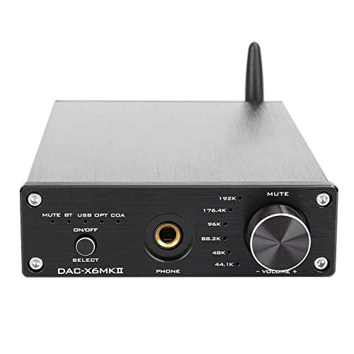 Hoge Resolutie 5.0 Bluetooth Chip Hoofdtelefoon Versterker Decoder Hoofdtelefoon Versterker 110-240 V voor RCA voor APT-X Lossless Muziek Transmissie(European regulations)
