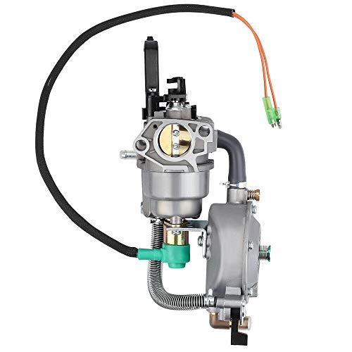 Compatible with Dual Fuel LPG Carburetor for Champion 100155 100230 7000W 9000W 439cc Generators