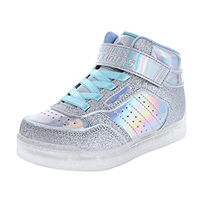 Skechers Girl's E-pro Iii-Cool as Ice Sneaker