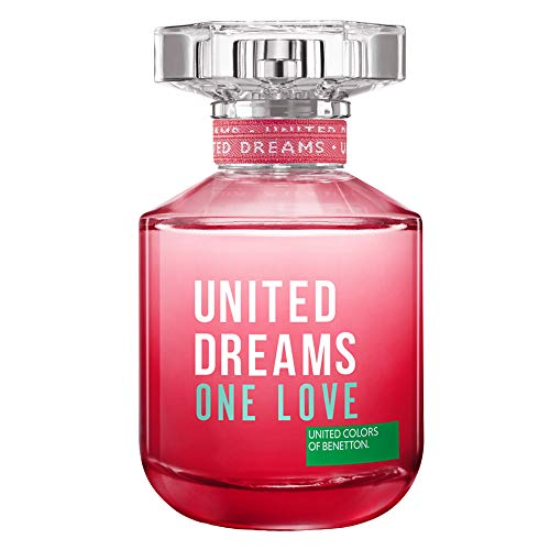 Benetton One Love For Her 80 ml Edt Spray de Benetton