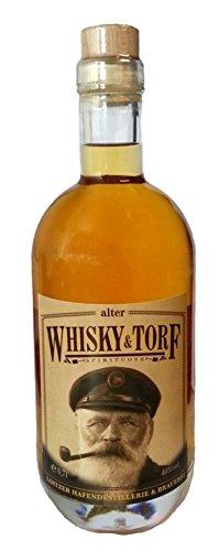 Whisky & Torf 500ml schottischer edel Whisky mit Torfauszügen