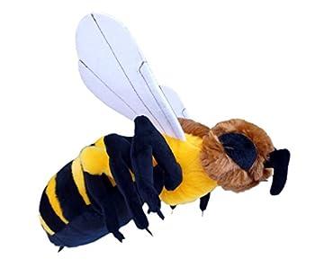 Adore 13  Buzzy The Honey Bee Plush Stuffed Animal Toy
